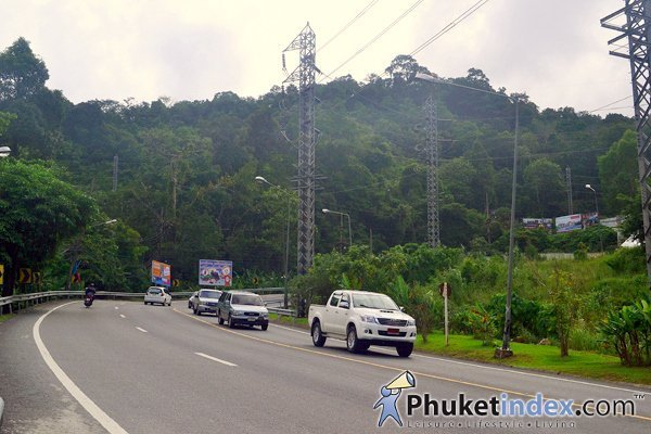 Phuket's Patong Tunnel project moving on