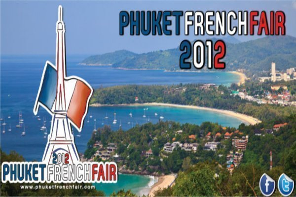 Phuket's first French Fair