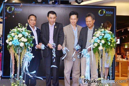Grand Openning of Centrio Condominum @ Central Festival Phuket