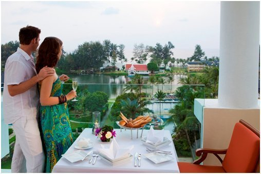 Phuket's Angsana Laguna and XANA Beach Club Valentine's Specials