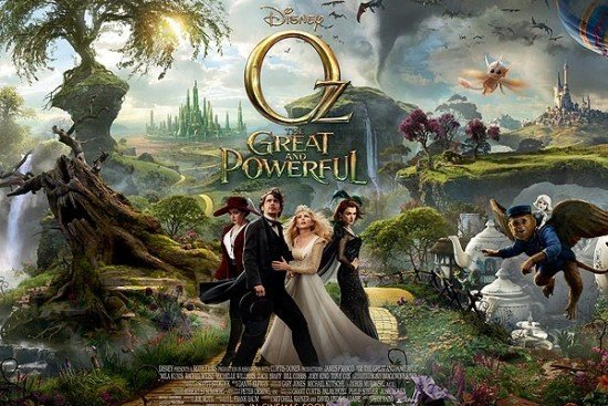 Phuket Now Showing: Oz The Great And The Powerful