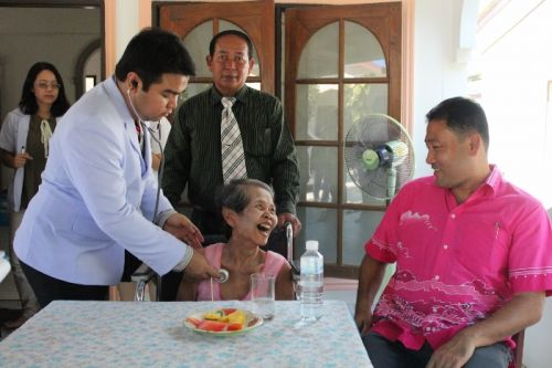 PPAO visits Patong's 'Phuket Care' Project