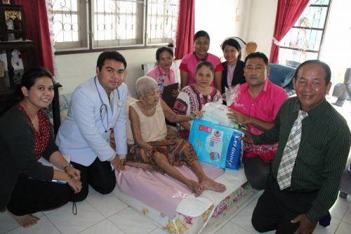 PPAO visits Patong's 'Phuket Care' Project