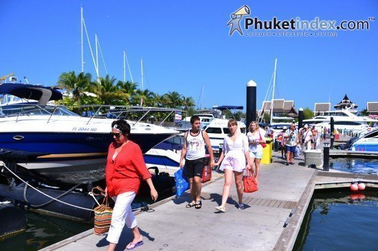 Phuket's Tourism Economy Boosted US$ 1.2 Billion