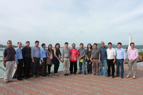 Phuket host working committee from Chiang Mai Municipality