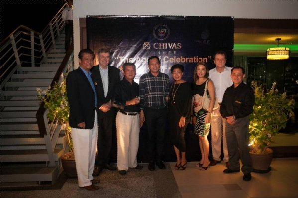 Chivas Flashback Party at Phuket's The KEE Sky Lounge