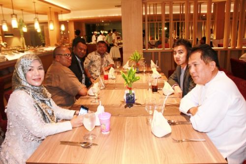 Phuket PAO welcomes Halal Organizations from around the world