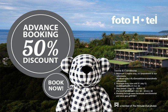 Advance Booking 50% Discount at Foto Hotel