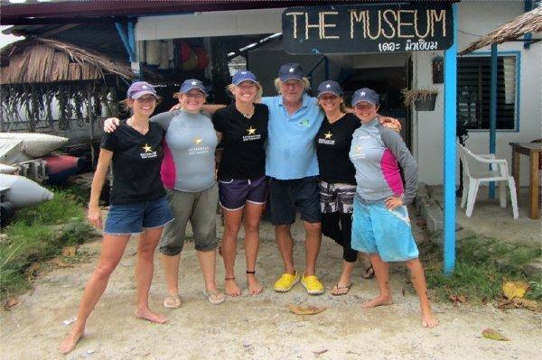Meet Phuket's all women's Raceweek team