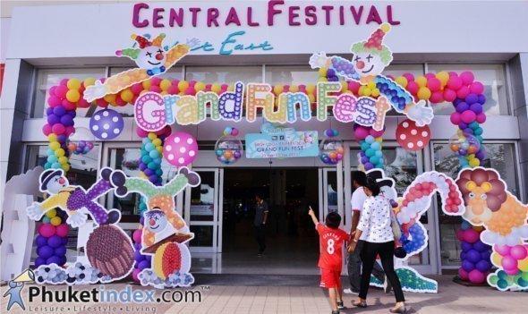 Central Festival Phuket East – Grand Fun Fest
