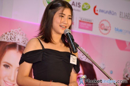 Phuket holds Miss Teen Thailand 2013 Auditions