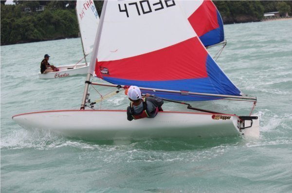 Phuket Youth Sailing Club set to host Phuket Youth Week 2013