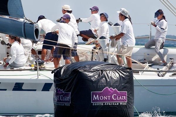 Mont Clair to sponsor Phuket King's Cup Regatta parties