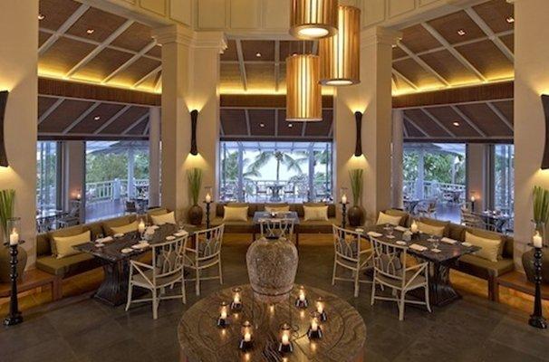 Chaine Dinner at Regent Phuket Cape Panwa