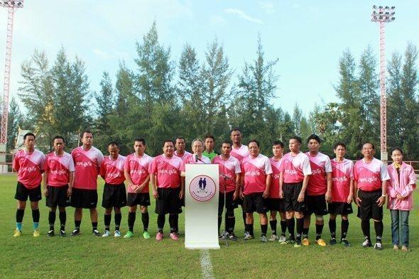 "Phuket opening ""Surin Stadium"""
