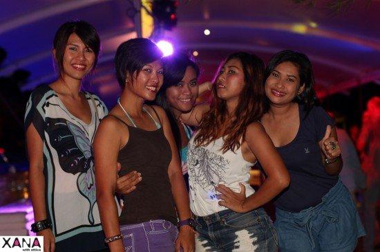 Phuket's unforgettable night raising money for the Philippines Disaster