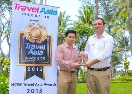 JW Marriott Phuket awarded Asia's Top 5 Best Family Hotels