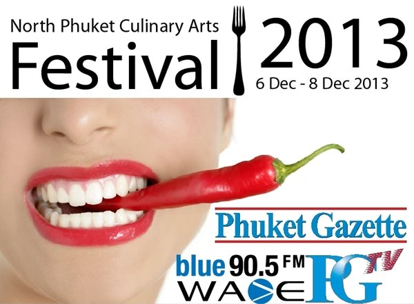 North Phuket announces details of 4th Culinary Arts Festival