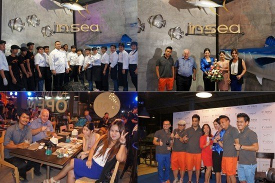Grand opening of Phuket's latest Seafood Buffet