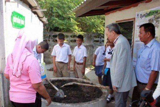 Phuket School Awarded National Environment Prize