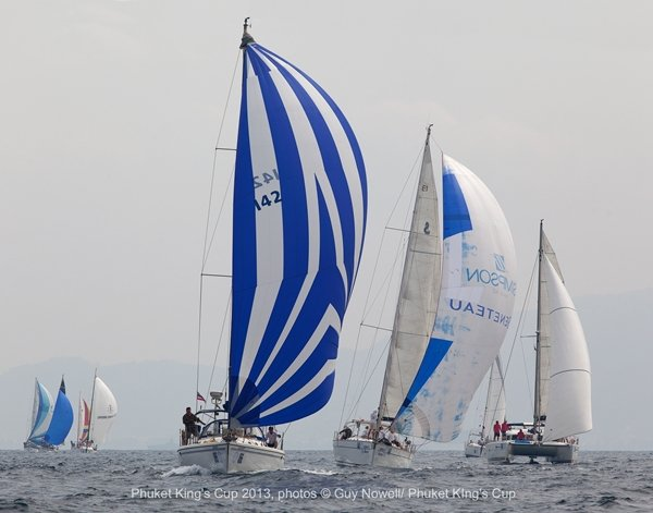 Ray Roberts eyes fourth Phuket Regatta trophy