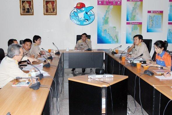 Phuket plans to open marine victim help centre