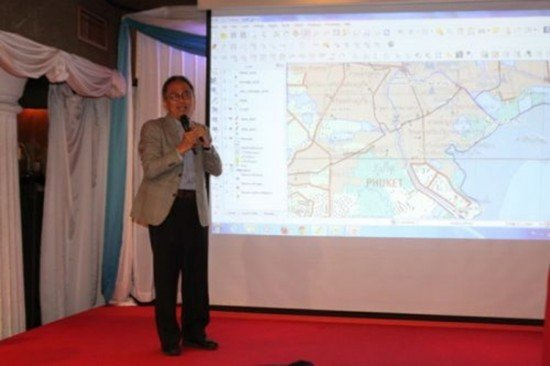 Phuket holds Water Resources Management Meeting