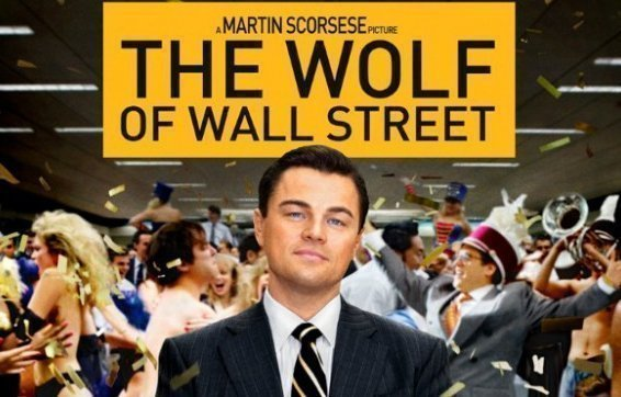 Phuket Now Showing : The Wolf of Wall Street