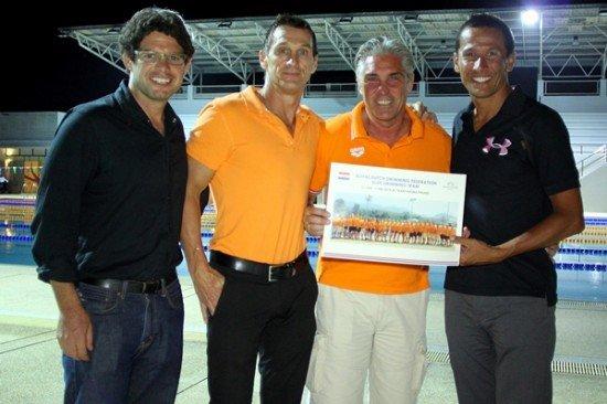 Dutch swimming team to return to Phuket in 2015
