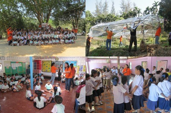 Amari Phuket supports Border School in Chumporn Province