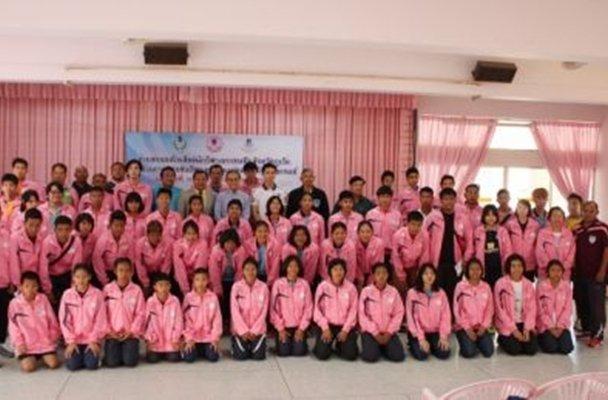 Phuket gives send-off for competitors of Sri Saket Games