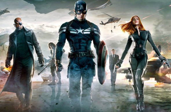 Phuket Now Showing : Captain America - The Winter Soldier
