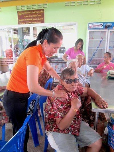 Amari Phuket Teams Up For Visiting Elderly Care Home