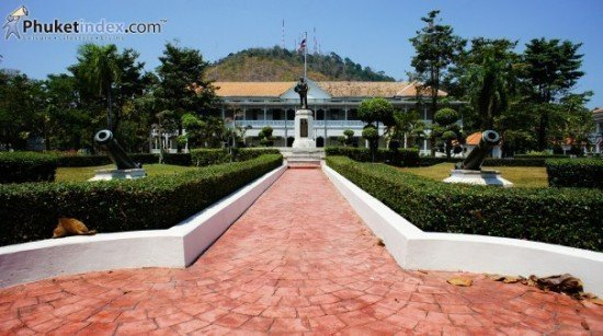 Phuket Provincial Hall opens after 4 month closure