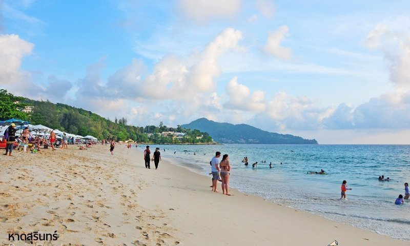 Photo of the day : Surin Beach