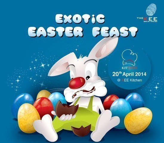 Exotic Easter Feast @ KEE Kitchen