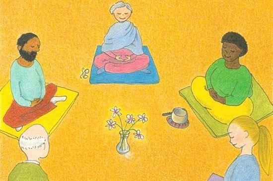 Planting Seeds : Practicing Mindfulness with Children
