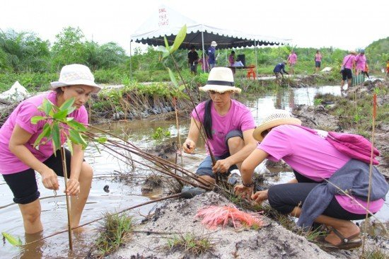 Laguna Phuket helping to Support a Green Community
