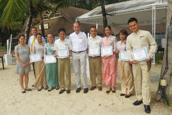Dusit Thani Phuket Offers White Glove Service