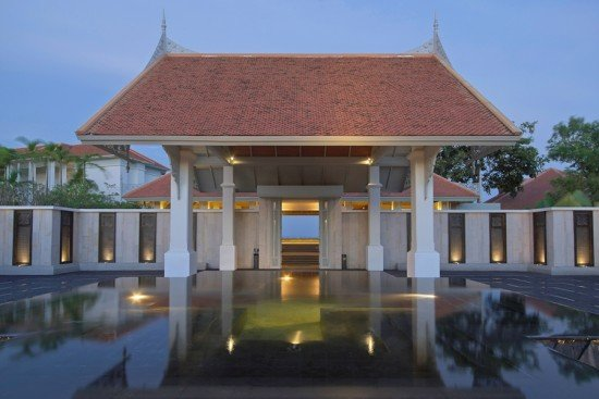 Regent Phuket receives highly commended award