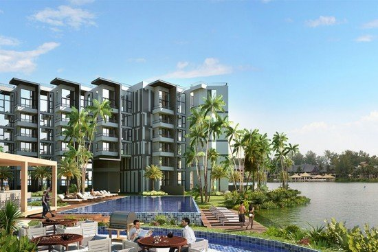 Phuket's Laguna Shores rebranded as Cassia Residences