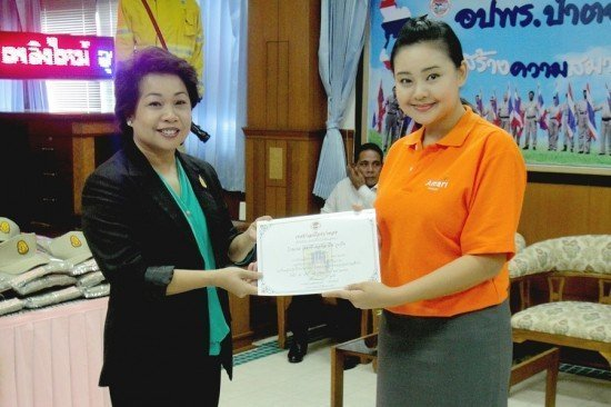 Amari Phuket receives Fire Drill Training Award