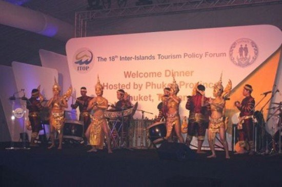 Phuket welcomes delegates of 18th ITOP Forum