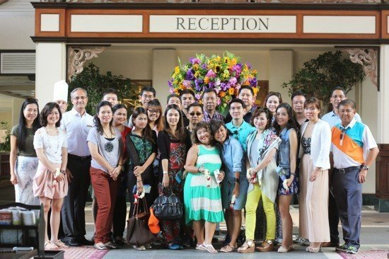 Dusit Thani Phuket hosts Media Familiarization Trip