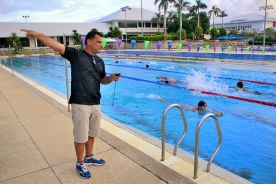 Thanyapura Phuket Welcomes New Head Aquatics Coach