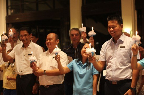 Dusit Thani Phuket celebrates Queen Sirikit's 82nd Birthday