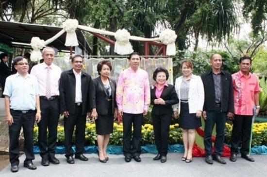 Phuket unveils refuse management learning centre