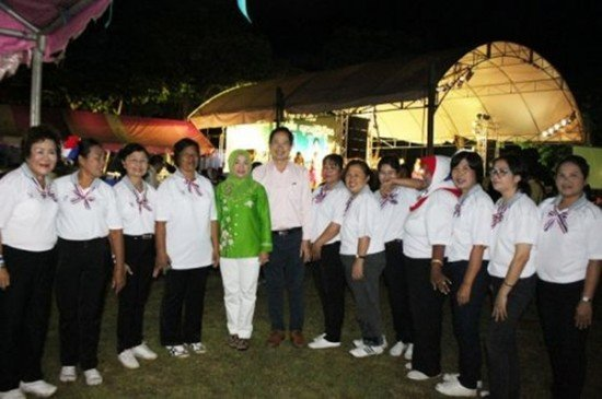 Phuket school holds alumni gathering