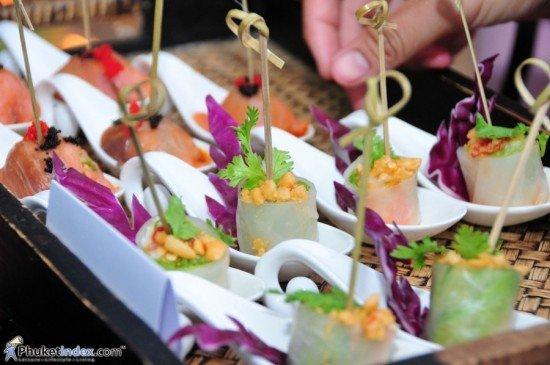 JW Marriott Phuket's Gourmet Weekend