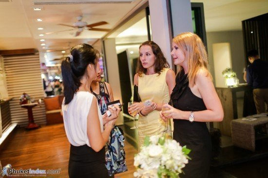 Twinpalms Phuket hosts Corporate & Networking Party